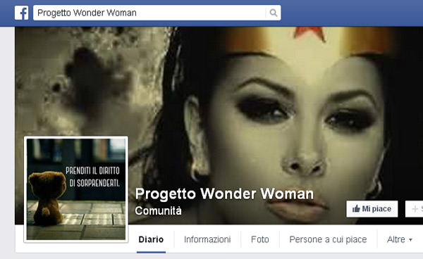 https://www.facebook.com/pages/Progetto-Wonder-Woman/542274105826943?fref=ts